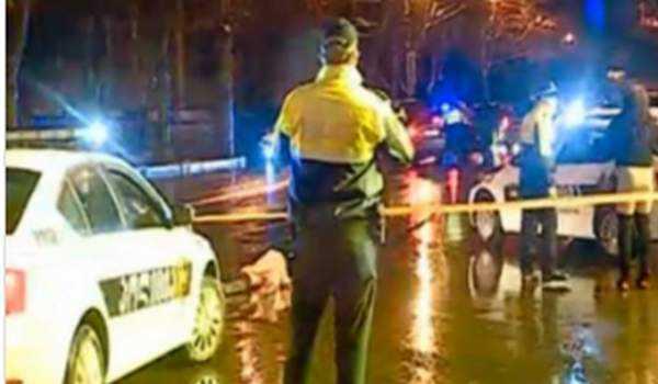 თბილისში მანქანა ტრანსგენდერ ქალს დაეჯახა