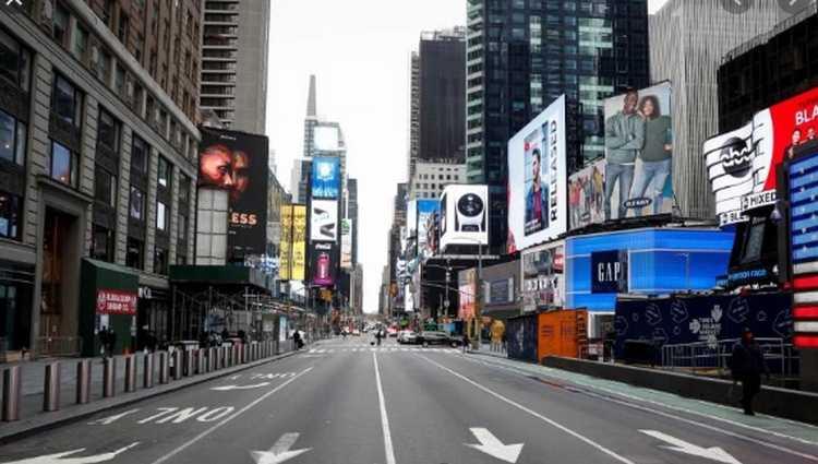აშშ-ში კოვიდ 19-ით ინფიცირებულთა 35% ნიუ იორკზე მოდის
