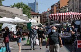 18 მაისიდან იტალიაში ბარები, რესტორნები და სილამაზის სალონები იხსნება
