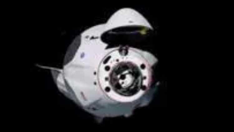 ილონ მასკის რაკეტა კოსმოსურ სადგურს წარმატებით მიუერთდა