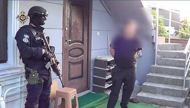 ბათუმში თურქეთის 9 მოქალაქე დააკავეს – ვიდეო