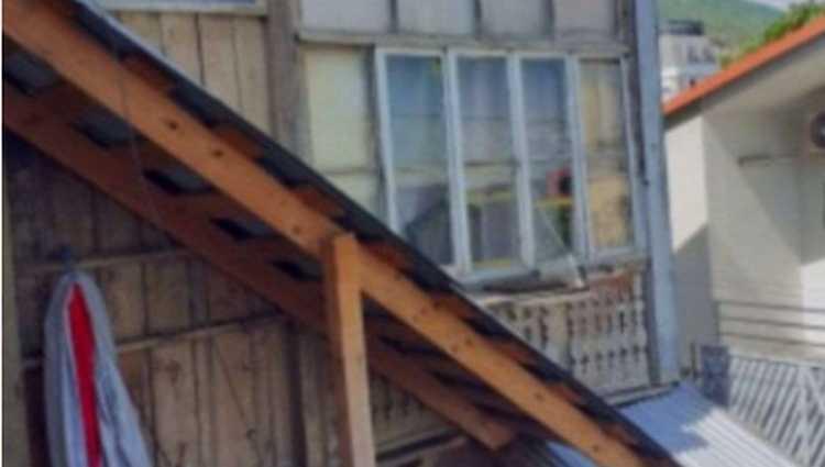თბილისში, მაყაშვილის ქუჩაზე, სახლი აფეთქებას გადაურჩა
