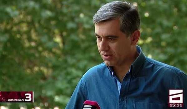 """ირაკლი ოქრუაშვილი – """"ერთადერთი უსაფრთხო ადგილი ქვეყანაში სოლოლაკში შუშის სასახლეა"""""""