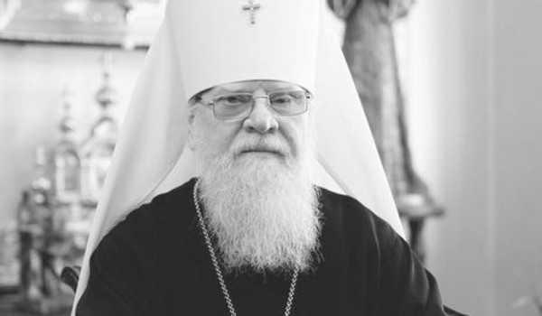 რუსეთის მართლმადიდებელი ეკლესიის მიტროპოლიტი კორონავირუსით გარდაიცვალა