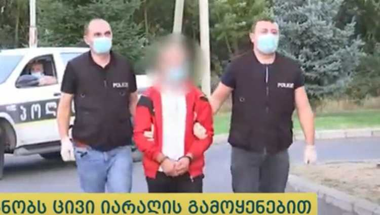 გორში ტაქსისტის მკვლელობისთვის 26 წლის თ.თ. დააკავეს – ვიდეო