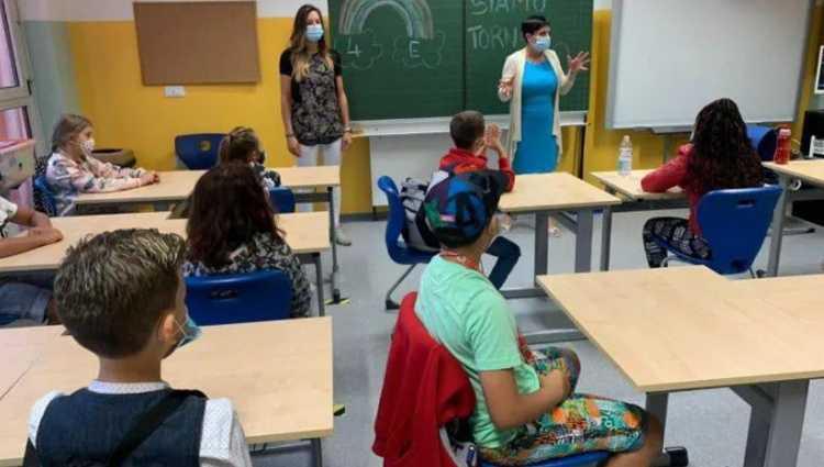 იტალიის სკოლებში სწავლა განახლდა