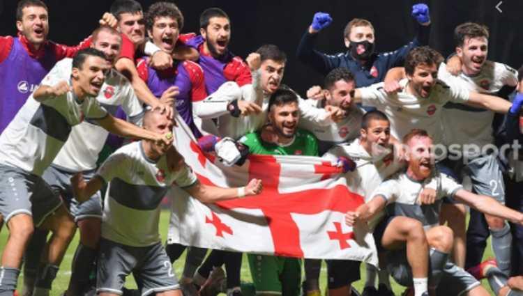 17 სექტემბერი – ისტორიული თარიღი ქართული ფეხბურთისთვის