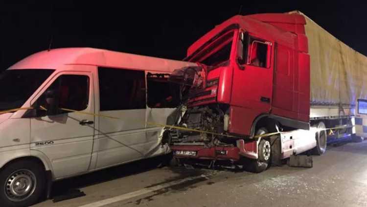 ავარიაში დაღუპულთა რაოდენობამ 20%-ით მოიმატა