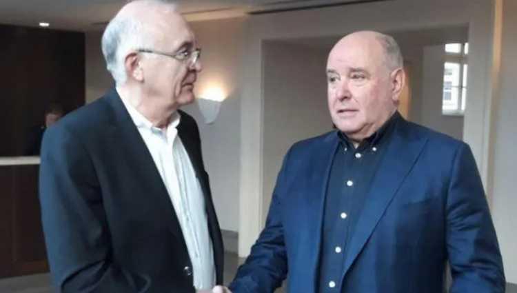 """""""კარასინ-აბაშიძის შეხვედრაზე დადასტურდა 2019 წლის ზაფხულში ქართველი ნაციონალისტების მიერ მოწყობილი ანტირუსული პროვოკაციის ნეგატიური შედეგების აღმოფხვრის ორმხრივი განწყობა"""""""