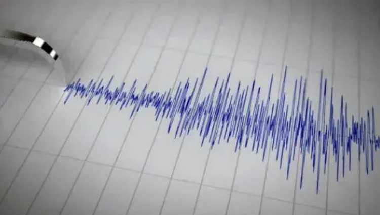 საბერძნეთში 6,2 მაგნიტუდის მიწისძვრა მოხდა