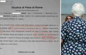 98 წლის იტალიელმა ქალმა საკერავ მანქანაში ნახევარი მილიონი ევროს ობლიგაციები იპოვა