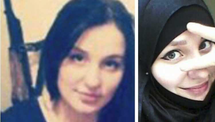 28 წლის ქსენია ფოცხვერაშვილს ინტერპოლი ტერორიზმის ბრალდებით ეძებს