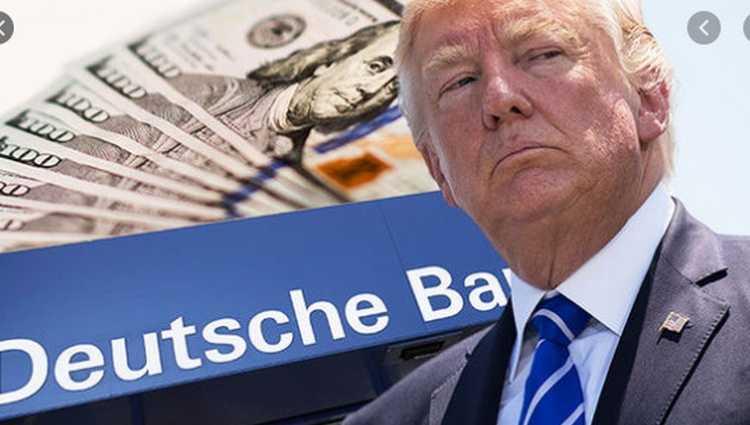 დოიჩე ბანკმა ტრამპს თანამშრომლობაზე უარი უთხრა