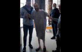 ქართველმა ჯარისკაცმა, რომელიც ავღანეთში ნაღმზე აფეთქდა, 2 წლის მერე ფეხზე გავლა შეძლო - ვიდეო