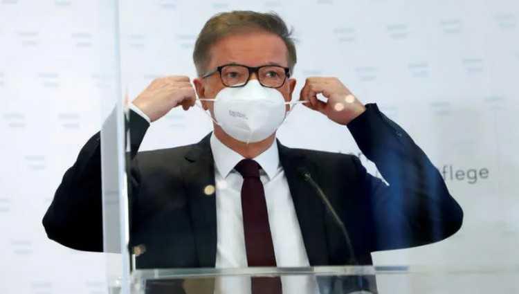 ავსტრიის ჯანდაცვის მინისტრი თანამდებობას ტოვებს