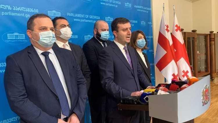 """გიორგი გახარიას გუნდმა """"ქართული ოცნება"""" დატოვა"""