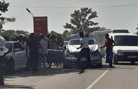 ავარია ბოლო ზარზე – არიან დაშავებულები