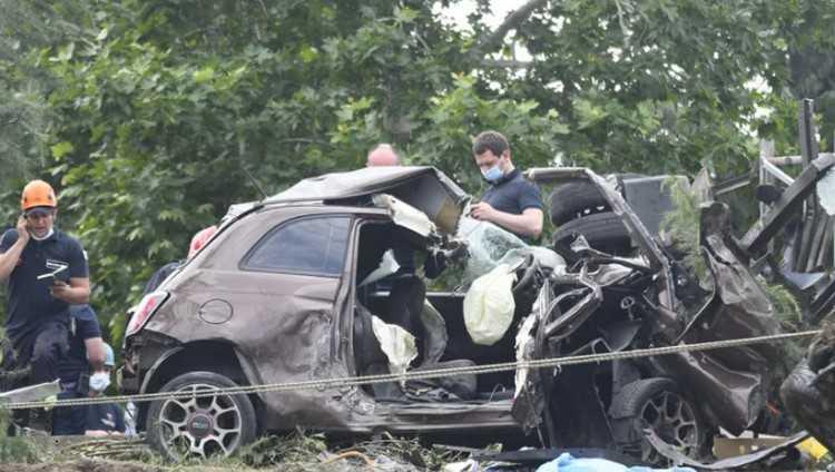 ნიუ ჰოსპიტალსში ავარიის დროს დაშავებული 3 პაციენტი მძიმე მდგომარეობაშია