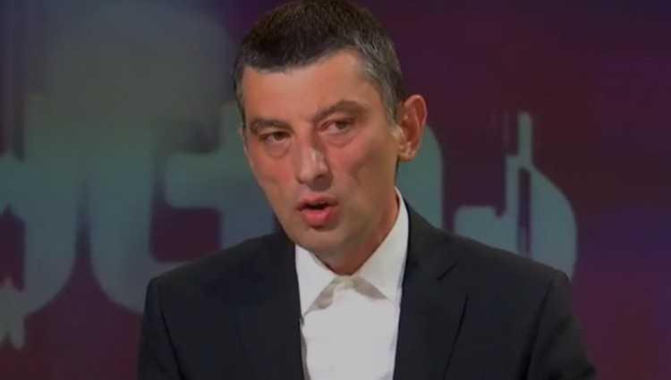 """""""ესაა შეშინებული კაცის ბოდვა"""" - გიორგი გახარია ირაკლი კობახიძეზე"""