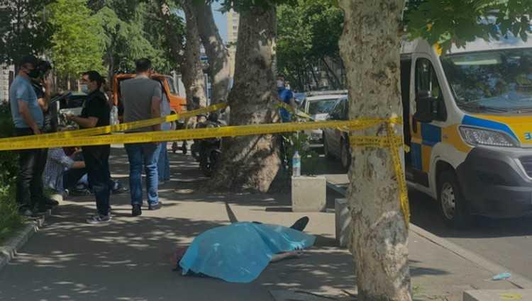 საბურთალოზე ქუჩაში 70 წლის მამაკაცი გარდაიცვალა
