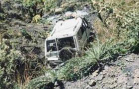 """""""ცხვრის ფარას მოარიდა მანქანა და ხრამში გადავარდა"""" - თუშეთში ავარიას მძღოლი ემსხვერპლა"""