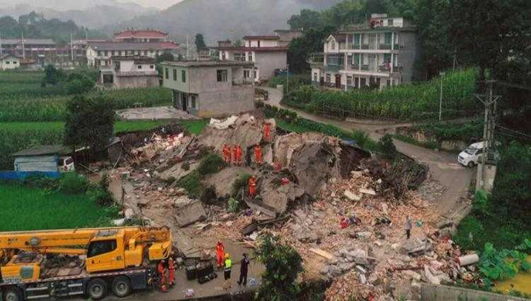 ჩინეთში 6 ბალიანი მიწისძვრა მოხდა