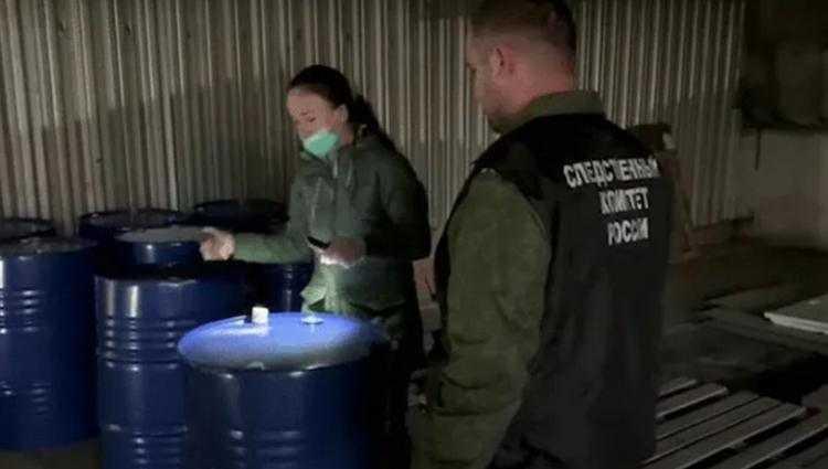 რუსეთში ალკოჰოლური მოწამვლით 34 ადამიანი დაიღუპა